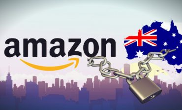 Amazon Blocks its US Website for Australian Shoppers over GST