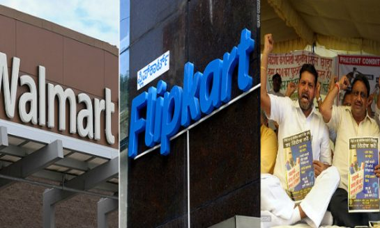 Retailers Demand CCI to Take Action Against Walmart-Flipkart Deal