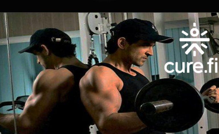 Hrithik Roshan Pours $878.2K in Fitness Startup CureFit