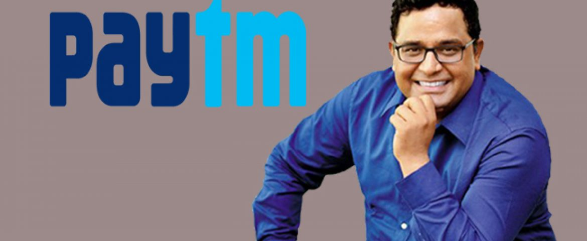 Paytm Will Invest $745 Million in Its Financial Services
