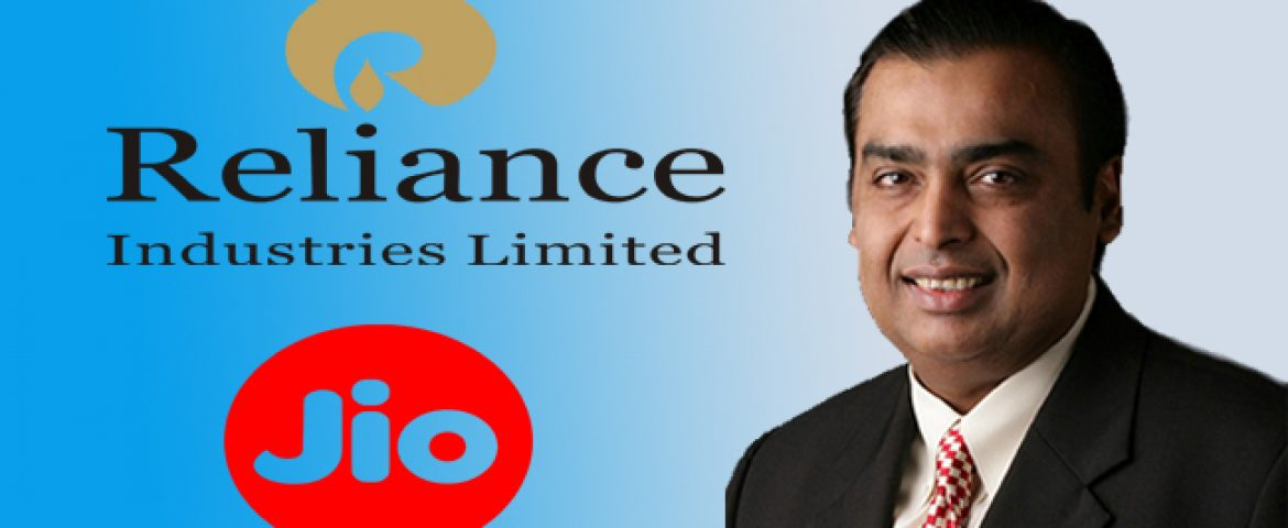 Reliance Industries to Inject Rs 60,000 Crore Capital in Jio