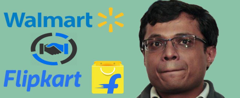 Sachin Bansal, Co-Founder of Flipkart Will Leave Post Walmart Acquisition