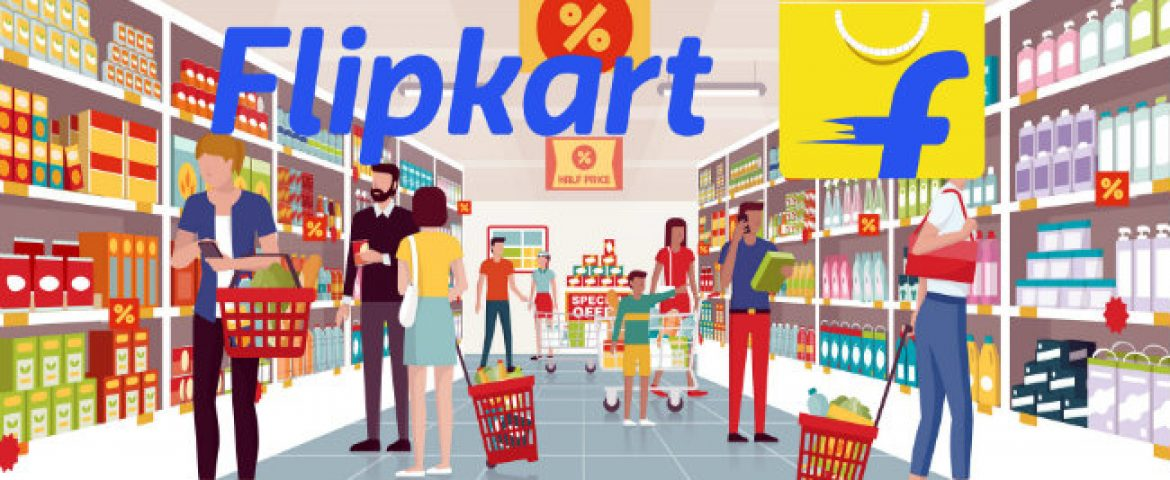 Flipkart To Venture Into Grocery Market, Will Compete with Grofers and BigBasket