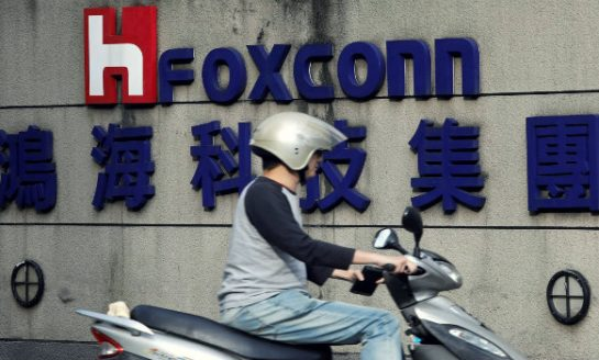 Big News of the Day: Foxconnn Unit To Raise $4.3 Bn in China Biggest IPO Since 2015