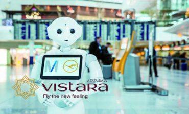 Meet India's First Robot to Greet at Airports- RADA