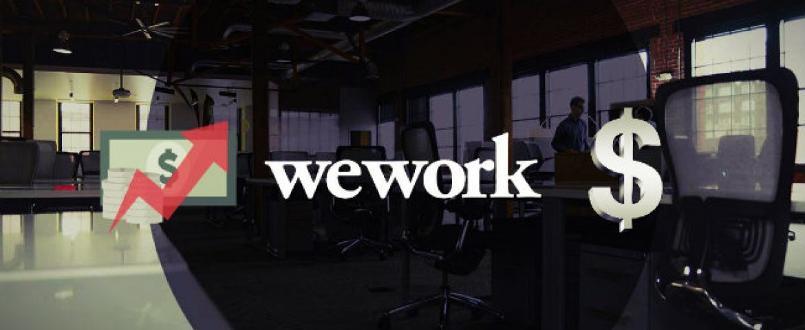 WeWork India Eyeing to Raise $200 Mn from Goldman and Warburg