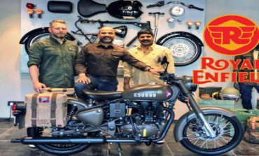 Royal Enfield Planning to Bring an Electric Motorcycle Soon