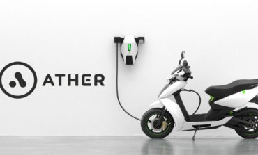 Ather Energy Launches First-Ever Smart Scooters