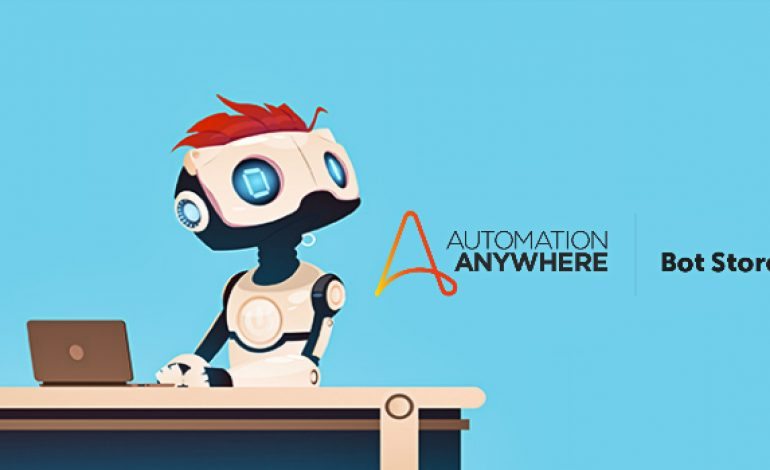 RPA Software Developer Automation Anywhere To Build Over 500 Bots