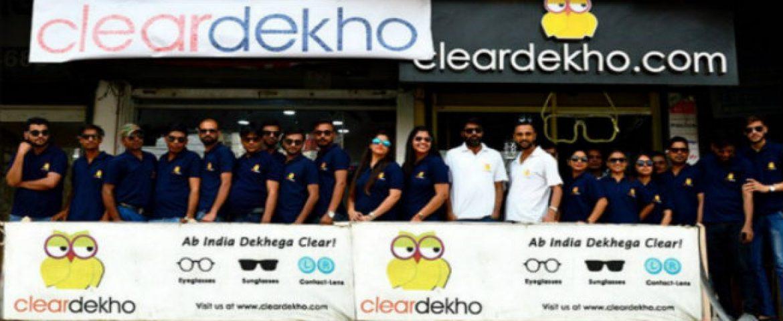 Eyewear Brand ClearDekho Raises Rs. 2 Cr pre-Series-A Funding