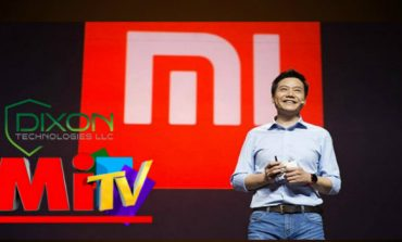 Xiaomi Pacts with Dixon to Produce 55K TV Sets Every Month
