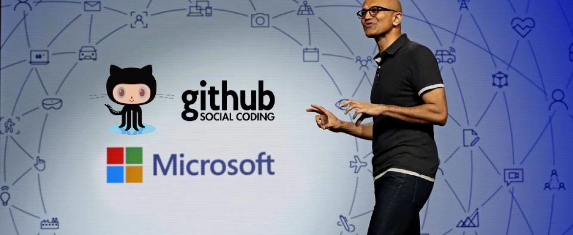 Microsoft Acquire Coding Site GitHub Inc For $7.5 Bn