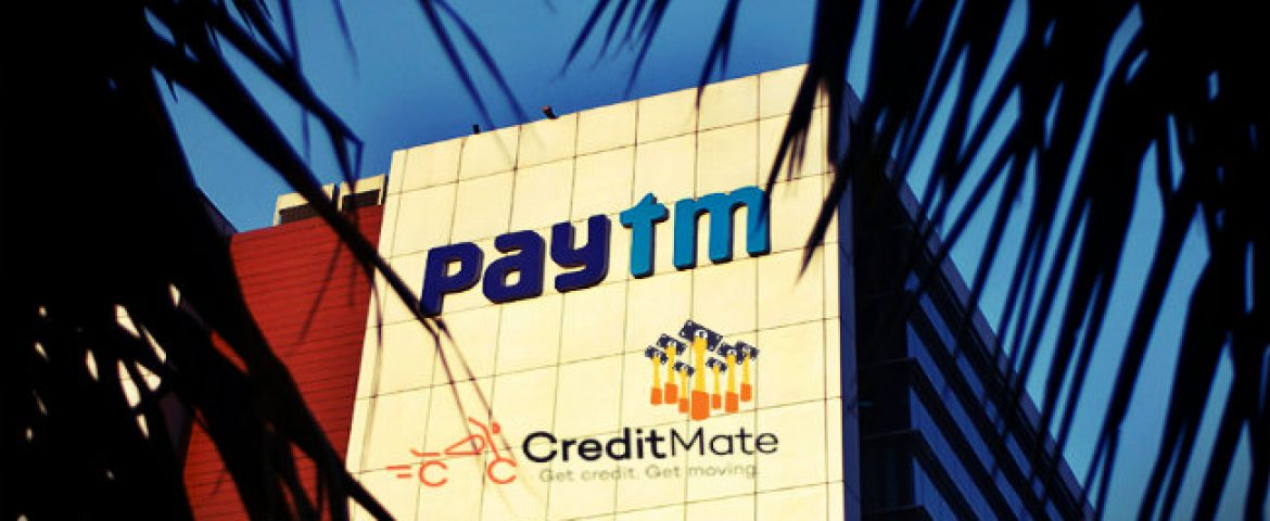 Paytm to Invest Rs 67 Cr in Digital Lending Startup