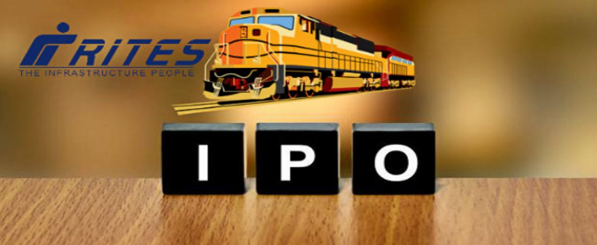 Railway PSU RITES aims for $550 Mn valuation in IPO