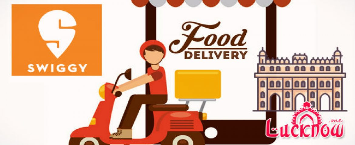 Food Delivery Platform Swiggy Expands Service in Lucknow