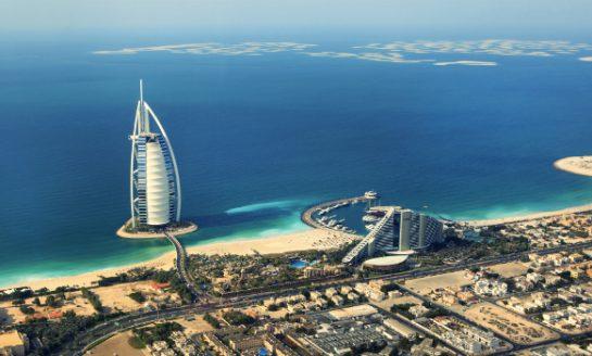 Dubai Comes Under the World's Top 5 Maritime Hubs