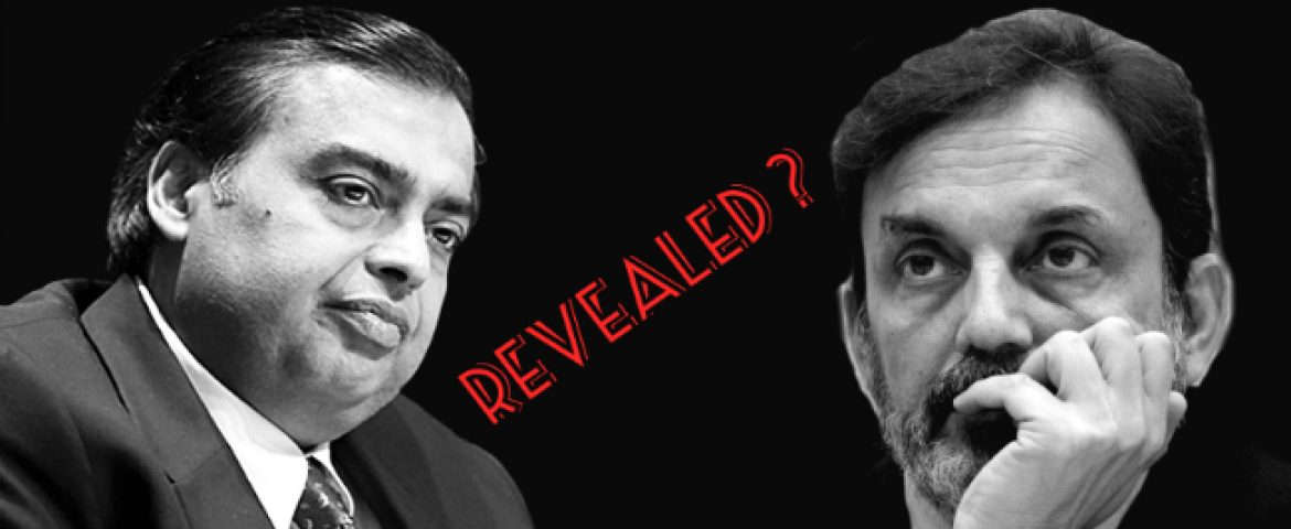 Who is The Real Owner of NDTV? Pranab Roy or Mukesh Ambani!
