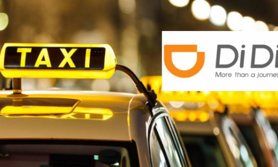 China-based Didi Chuxing Raises $500 million from US-based Travel Firm