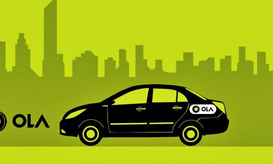 Ola Launches Self-drive Service Ola drive