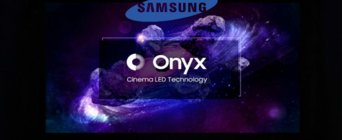 PVR to Introduce Onyx Cinema LED Screens with Samsung
