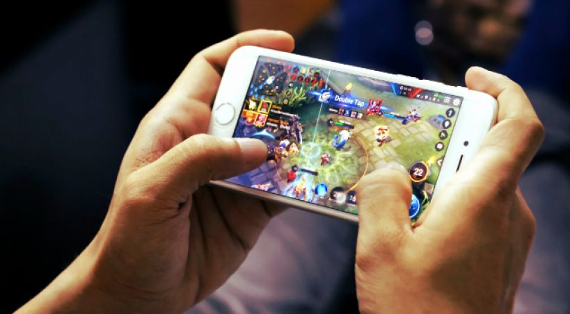 India Comes Under the Top 5 Markets for Mobile Gaming
