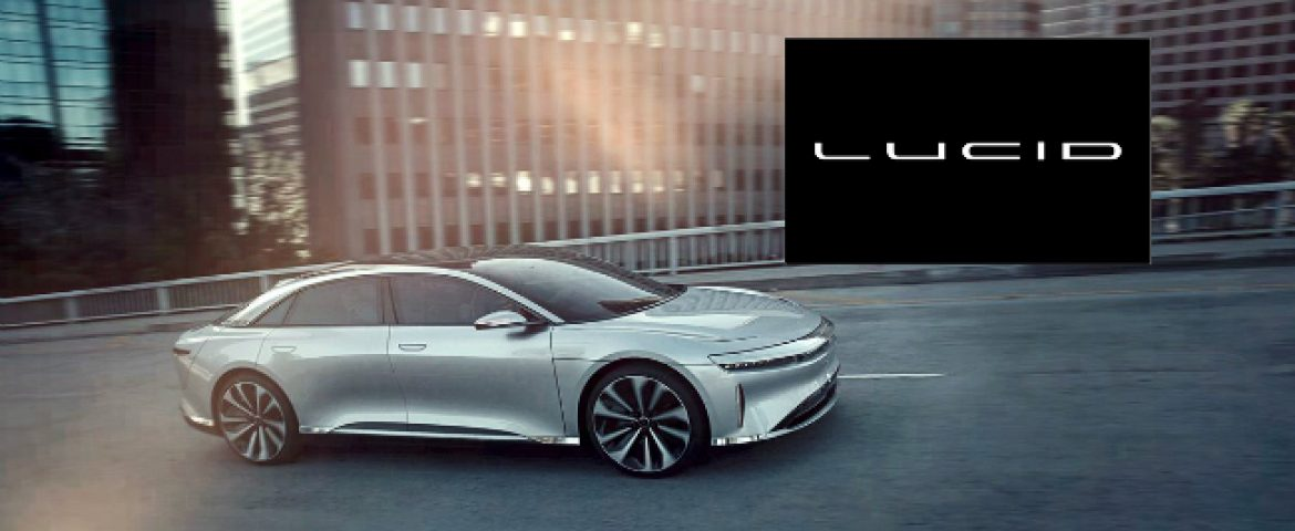 Saudi's Public Investment Fund to Invest in Lucid Motors