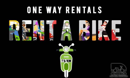 Metro Bikes Raises $12.2 Million Funding From Sequoia India and Accel Partners