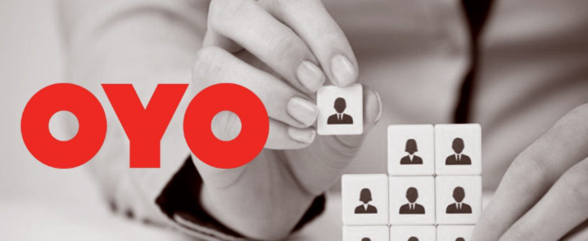 OYO Plans to Hire 2020 Tech Professionals by the Year 2020