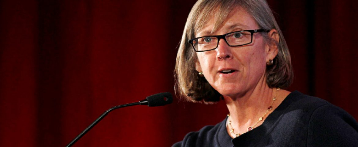 Kleiner's Mary Meeker is Stepping Down to Start her Own Venture Firm