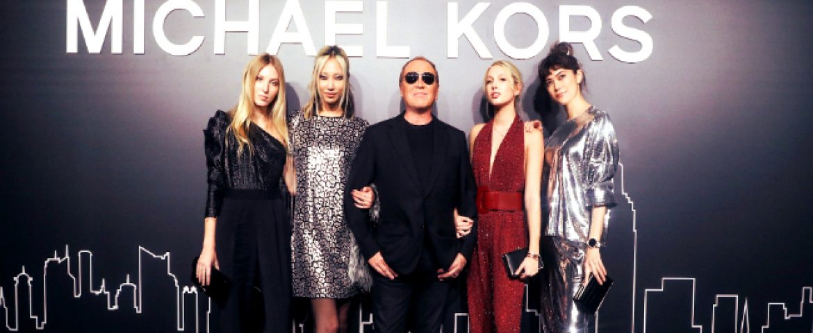 Michael Kors Now Owns Italian Fashion House Versace