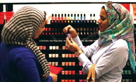 UAE is One of the Top Spenders of Beauty & Wellness Products