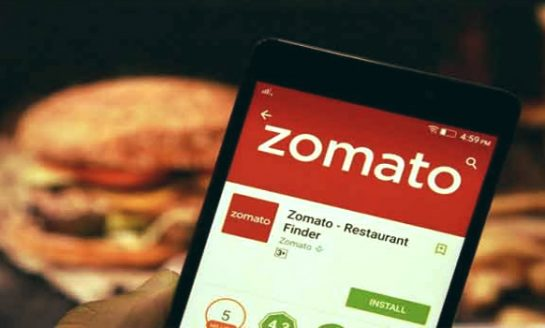 Zomato to Raise $210 Million from Alibaba's Online Payment Firm