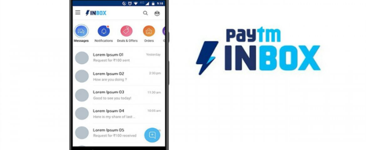 Digital Payments Giant Paytm Rolls Out Spam-Proof SMS Inbox