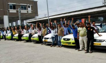 Uber & Ola Strike hits Delhi and Mumbai Riders