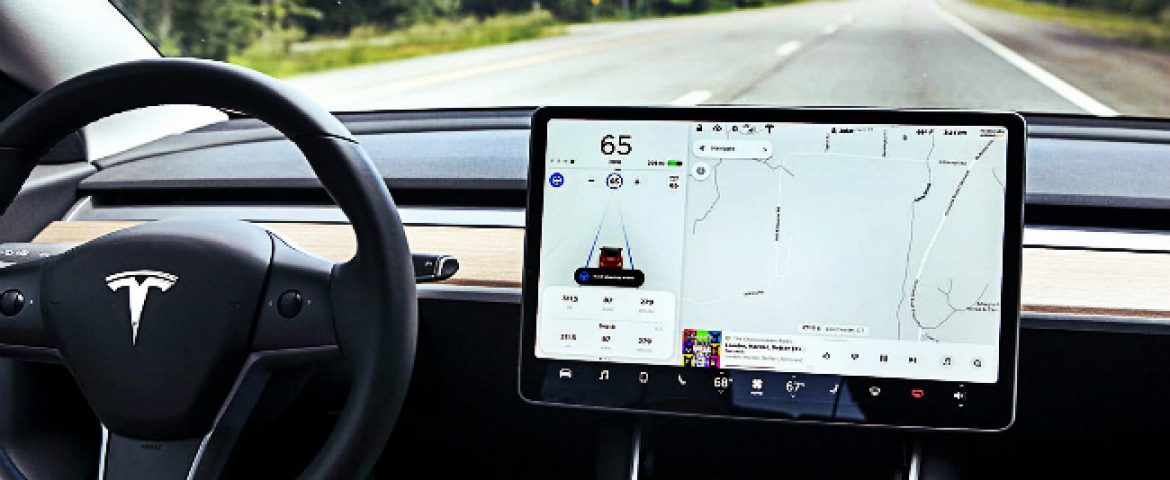 Tesla to Roll Out a New Driver Assistance Feature