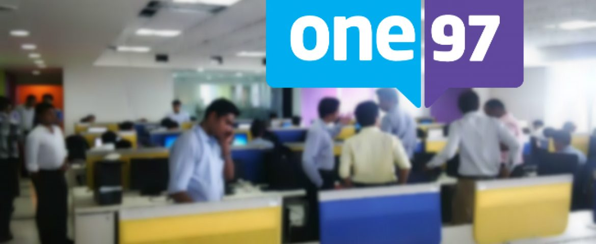 Paytm's Parent One97 Communications Crosses Rs 1 lakh crore Valuation Mark