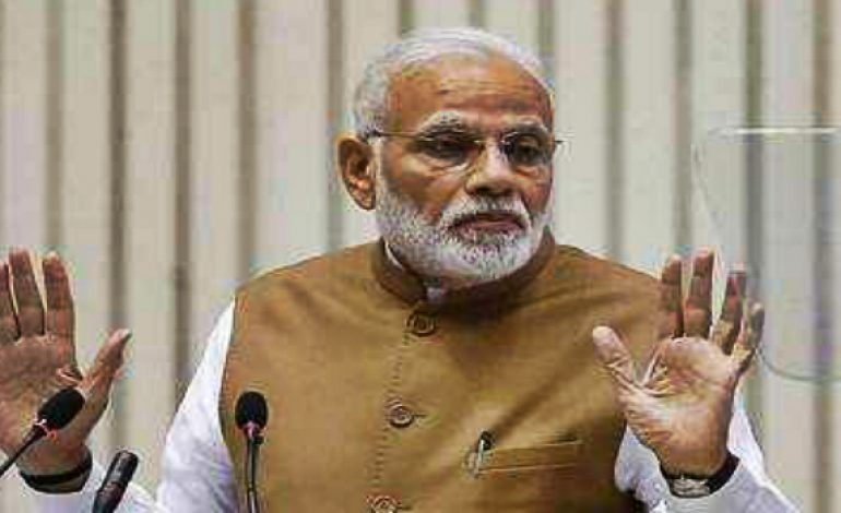 India's PM Narendra Modi Launches 59 Minutes Loan for MSMEs as Diwali Gift
