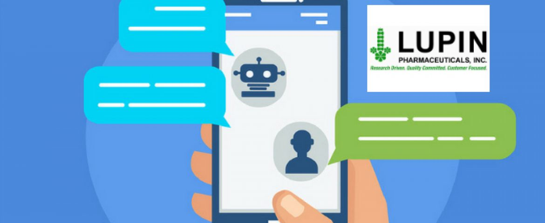 Pharma Major Lupin Launches its First Chatbot named ANYA