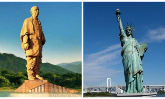 How National Statues Like Statue of Liberty & Others Help Countries Economically
