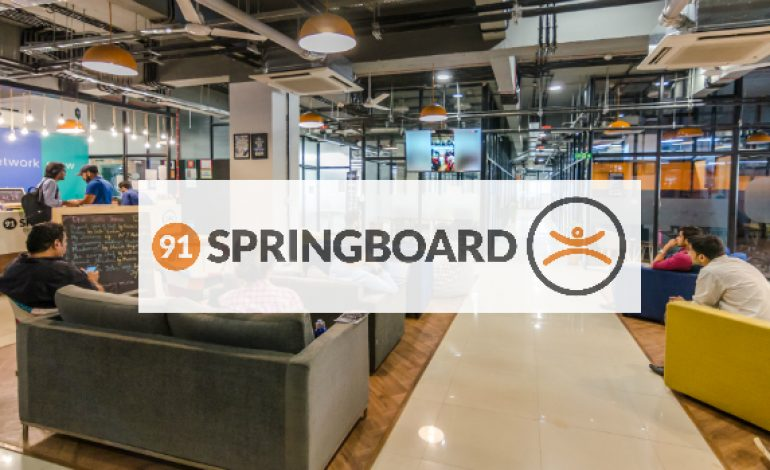Coworking Firm 91springboard to Expand its Capacity Six fold to 1.5 lakh Desks