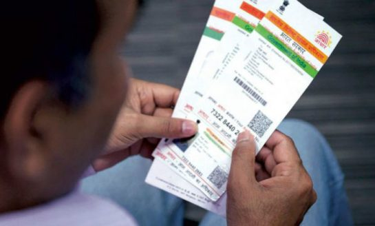 Indian govt & RBI may Allow use of QR code-based offline Aadhaar