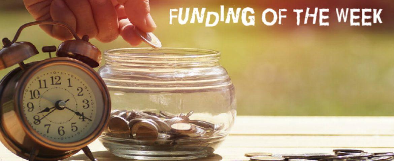 Top 5 Funding of the Week (17th Dec – 22nd Dec)