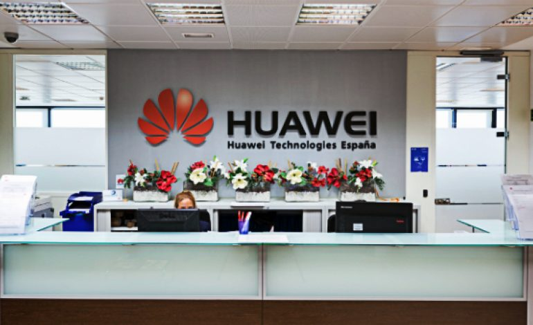 Huawei cut output by $30 billion in 2019-20