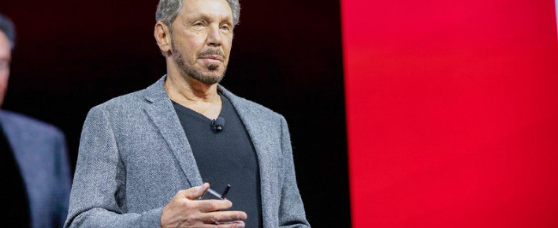 Tesla Names Oracle co-founder Larry Ellison to Board