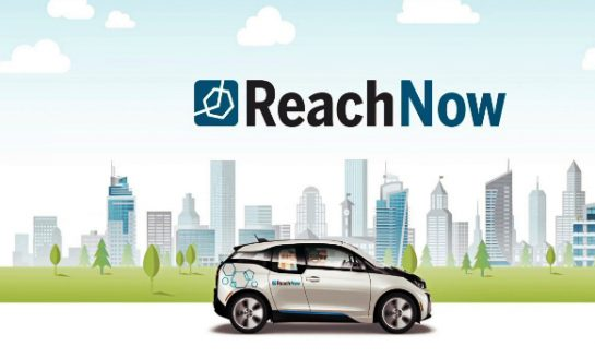 BMW Launches Online Ride-hailing Service in China
