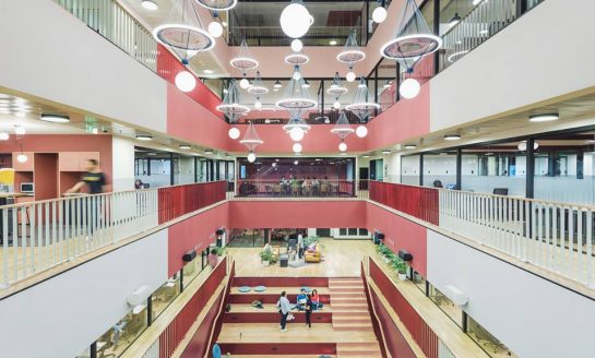 WeWork Raises Funding from SoftBank Group
