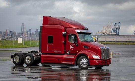 Autonomous Truck Startup Ike Raises $52 Million