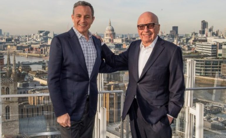 Walt Disney Acquire 21st Century Fox in $52.4 billion stock deal
