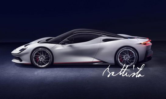 Mahindra Group firm Pininfarina launches luxury electric car Battista
