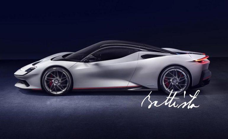 Mahindra Group firm Pininfarina launches luxury electric car Battista